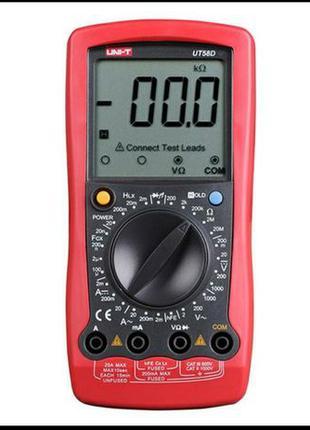 Мультиметр UT58D