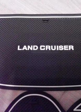 Коврики Тойота Ленд Крузер  Toyota Land Cruiser