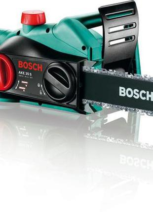 Пила цепная Bosch электрическая