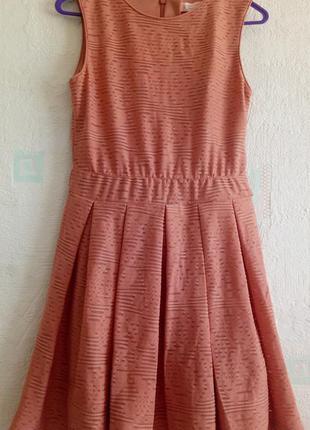 Распродажа! нарядное платье c&a