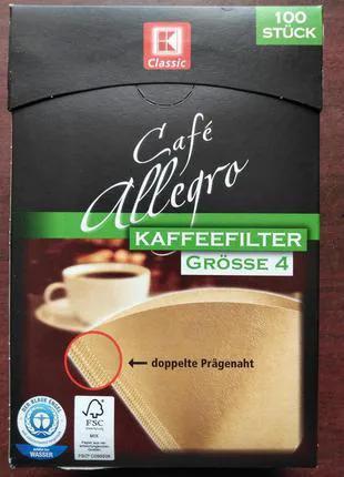 Фильтры для кофеварки