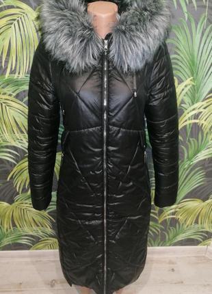 Зимнее  теплое  пальто,  куртка,  пуховик