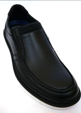 Kenneth cole черные мокасины туфли оригинал
