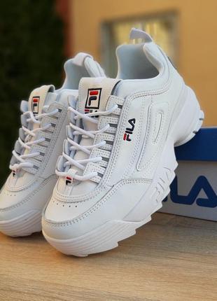Fila disruptor 2🔺 женские кроссовки
