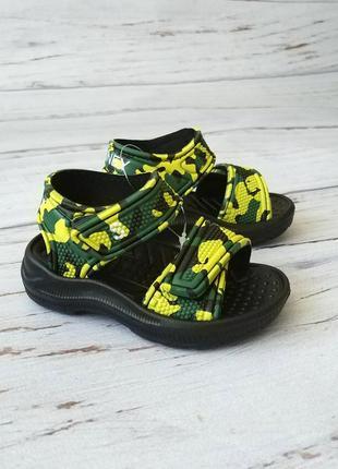 Детские аквашузы/летние босоножки для мальчиков sydney