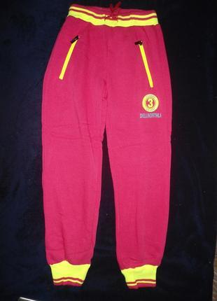 Акция! спортивные штаны брюки,158 ,утепленные, начес, венгрия