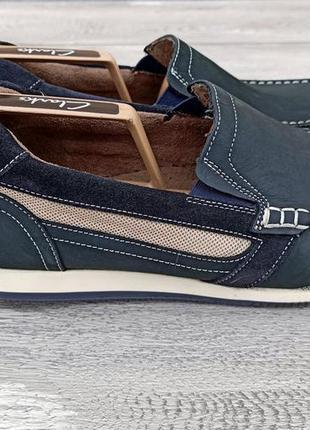 Marks spencer мужские туфли мокасины кожа оригинал англия