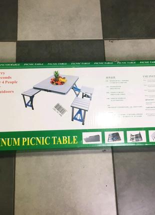 Стол складной для пикника(без предоплаты)