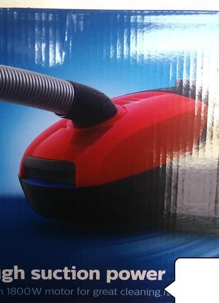 Пылесос для с/у с мешком Philips PowerGo FC8293