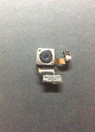 Основная Камера iPhone 5