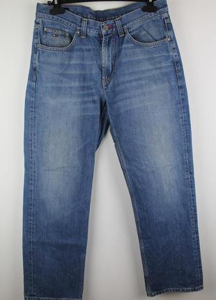 Оригинальные качественные джинсы tommy hilfiger  w33/l30