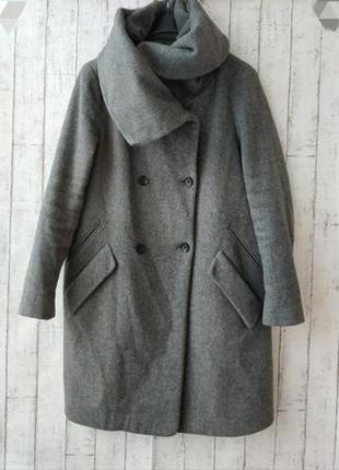 Пальто zara р.м (l)