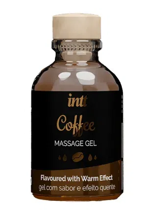 Массажный гель для интимных зон Intt Coffee (30 мл)