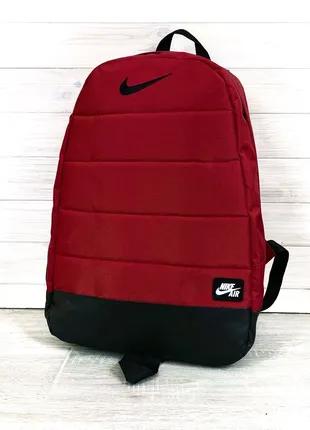 Рюкзак Найк, красный