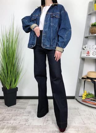 Джинсовка винтаж оверсайз джинсовый пиджак marlboro classics m...