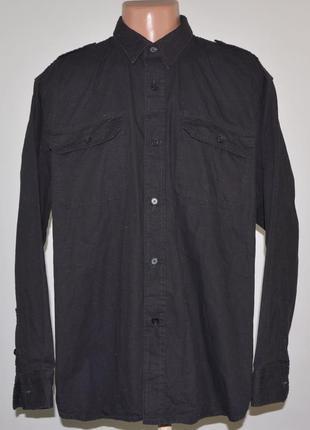 Тактическая рубашка mil-tec sturm (xxl) rip-stop