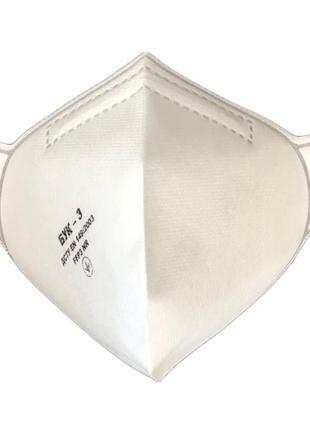 Маска респиратор Бук- 3 FFP3 50  высокая Степень Защ