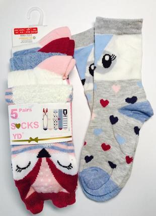 Детские носки примарк на девочку