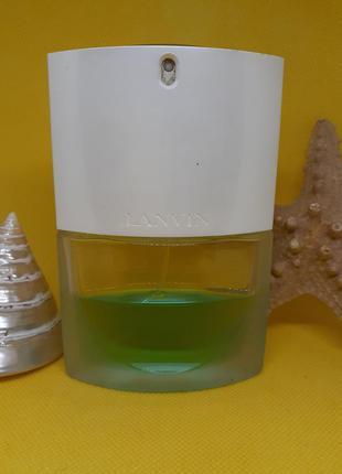 Lanvin oxygene парфюм оригинал туалетная вода духи франция