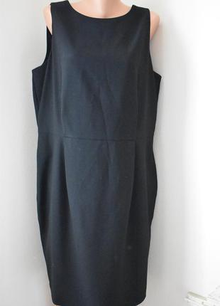 Элегантное платье большого размера f&f