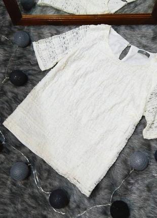 #розвантажуюсь двухслойная блуза кофточка из кружева