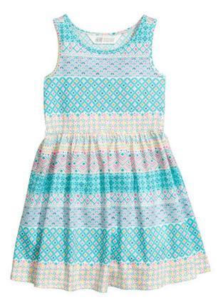 Платье н&м для девочек