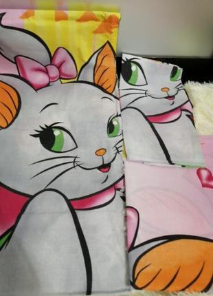 Комплект постельного белья белья детский, кровать малютка....