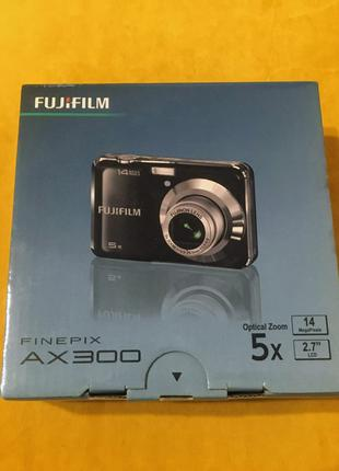 Фотоапарат Fujifilm FinePix AX300 Black
