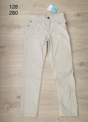 Новые брючки джинсы унисекс alive