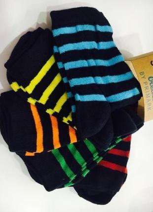 Детские носки примарк для мальчика на 3-6 лет