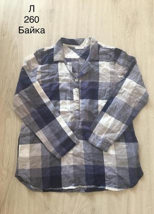 Байковая рубашка