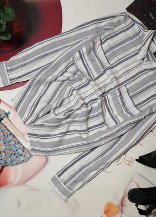 Рубашка f&f, 100% хлопок, размер 20/48, новая с этикеткой