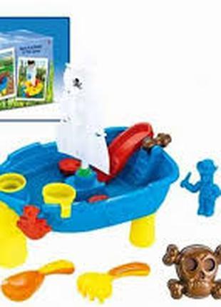 Столик для песка и воды Пиратский корабль 939 B