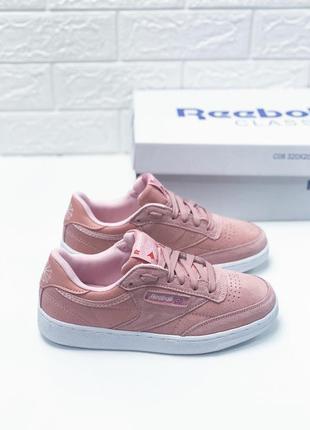 Кеды reebok classics кроссовки рибок классик кросовки reebok c...