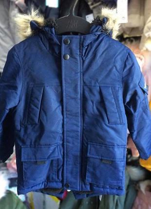 Парка примарк эврозима на мальчика, куртка примарк