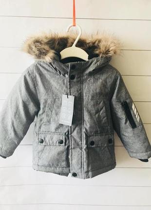 Куртка парка примарк эврозима на мальчика, куртка примарк