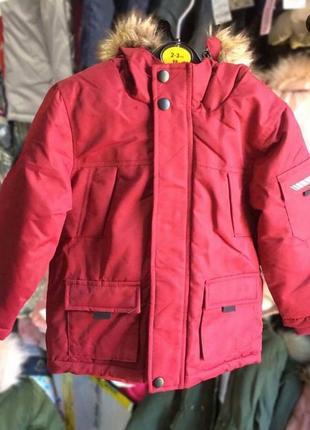 Парка primark, куртка примарк на мальчика