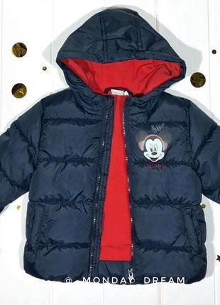 Ликвидация распродажа зимняя куртка детская на 3 года