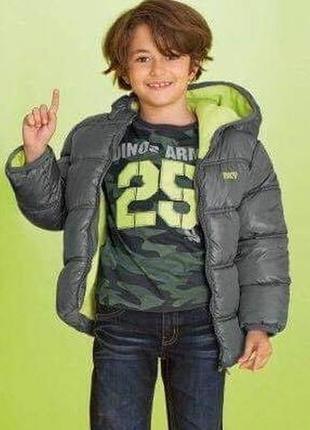 Ликвидация распродажа зимняя куртка детская на 4 года kiabiоче...
