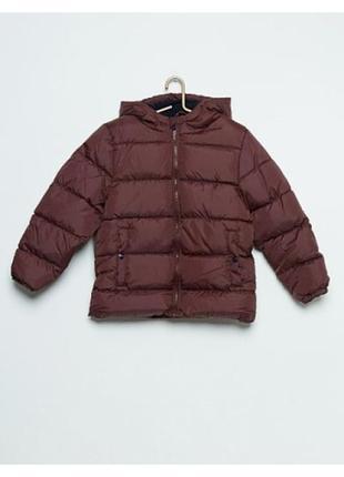 Ликвидация распродажа зимняя куртка для мальчика детская  kiab...