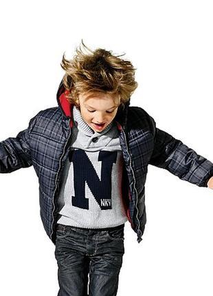 Ликвидация распродажа зимняя куртка для мальчика детская kiabi...