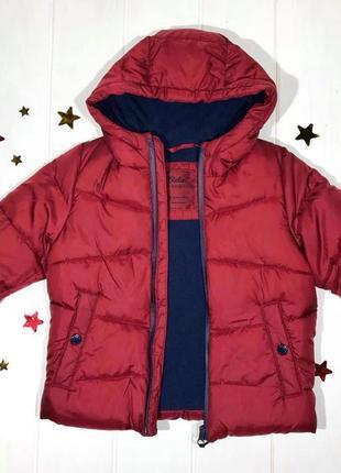 Ликвидация распродажа зимняя куртка для мальчика детская прима...
