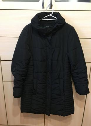 Пуховик куртка зимняя