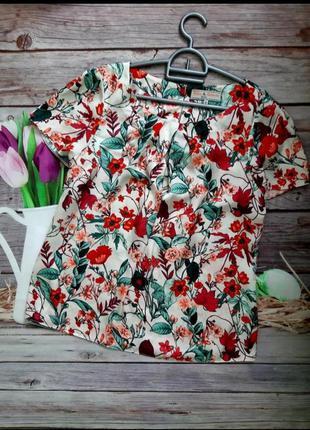Стильная нарядная блузка