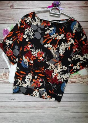Стильная модная блузка батал