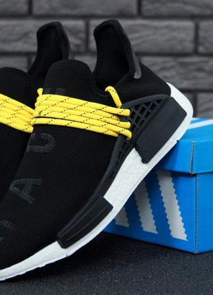 Мужские кроссовки adidas x pharrell williams human race nmd bl...