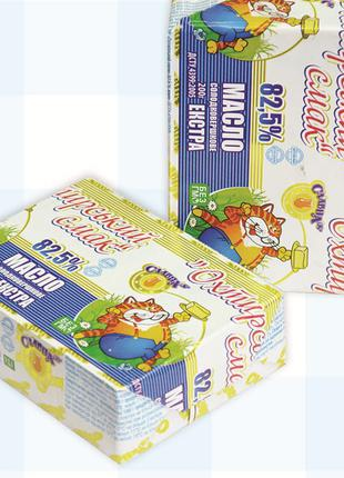 Масло екстра Отирський смак 82,5%