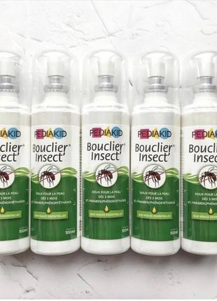 Спрей от комаров Pediakid Insect