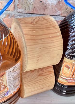 Льняне масло антисептик деревини, просочення деревини, просочення