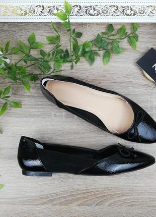 🌿39🌿европа🇪🇺 zara. фирменные туфли на низком ходу
